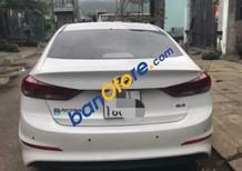 Cần bán lại xe cũ Hyundai Elantra năm sản xuất 2016, màu trắng, giá chỉ 495 triệu