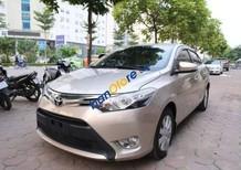 Bán ô tô Toyota Vios G sản xuất năm 2016, hỗ trợ thủ tục sang tên đổi chủ