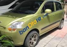 Bán xe Chevrolet Spark đời 2012 xe gia đình, mua về chỉ việc chạy