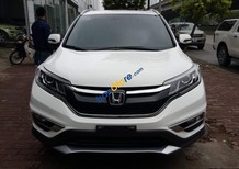Bán Honda CR V TG 2.4 sản xuất năm 2017, màu trắng mới chạy 9.000km