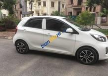 Cần bán xe Kia Morning sản xuất năm 2016, màu trắng