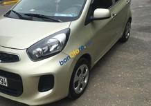 Bán xe cũ Kia Morning 1.0 năm 2015, màu vàng, giá chỉ 250 triệu