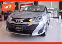 Cần bán Toyota Vios E sản xuất 2018, màu bạc giá tốt