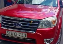 Xe Ford Everest Limited đời 2011, màu đỏ bán gấp