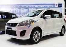 Bán xe Suzuki Ertiga sản xuất 2018, màu trắng, số tự động
