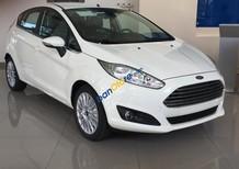 Bán ô tô Ford Fiesta 1.0 titanium sản xuất năm 2018, màu trắng