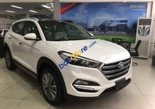 Xe Hyundai Tucson sản xuất năm 2018, màu trắng bán giá tốt