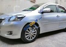 Bán xe cũ Toyota Vios 1.5G sản xuất và đăng ký 2012, màu bạc