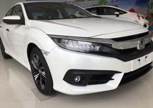 Bán Honda Civic 2019 màu bạc giao ngay, nhanh gọn trong ngày, giá tốt, ngân hàng lãi suất thấp