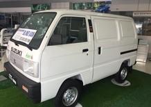 Suzuki Blind Van 2018 - xe tải nhỏ chạy trong TP. Tặng 100% phí trước bạ + full option