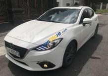 Bán xe cũ Mazda 3 năm 2016, màu trắng