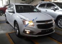 Bán Chevrolet Cruze LT năm sản xuất 2018, màu trắng