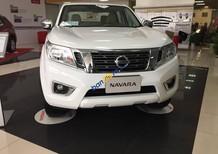 Bán Nissan Navara EL 2018 màu trắng giá tốt