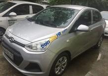 Bán ô tô Hyundai Grand i10 sản xuất năm 2014, màu bạc, nhập khẩu nguyên chiếc, giá 293tr
