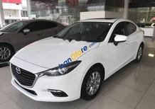 Bán xe Mazda 3 sản xuất năm 2018, màu trắng