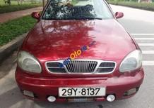 Xe Daewoo Lanos sản xuất 2003, màu đỏ, 65 triệu