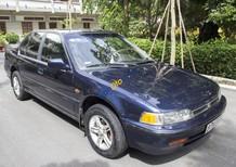 Bán Honda Accord 1992 xanh đen, nhập Nhật