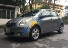 Cần bán Toyota Yaris 1.3 AT sản xuất năm 2008, màu xám, nhập khẩu