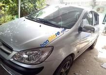 Cần bán xe cũ Hyundai Getz đời 2008, màu bạc, nhập khẩu