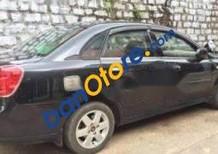 Cần bán xe cũ Daewoo Lacetti EX đời 2004, màu đen