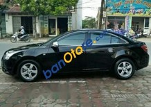 Chính chủ bán xe Chevrolet Cruze 1.6LS sản xuất 2011, màu đen