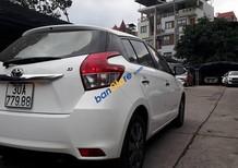 Cần bán lại xe Toyota Yaris G năm 2015, màu trắng, xe nhập