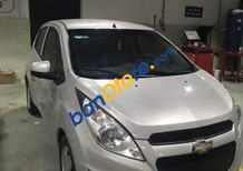 Gia đình bán Chevrolet Spark sản xuất 2016, màu bạc