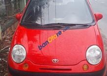 Cần bán lại xe Daewoo Matiz SE sản xuất năm 2003, màu đỏ, nhập khẩu