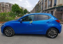 Cần bán lại xe Mazda 2 sản xuất 2015, màu xanh lam, xe nhập số tự động