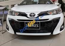 Cần bán Toyota Yaris 1.5G AT năm 2018, màu trắng, nhập khẩu nguyên chiếc