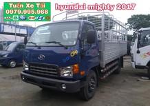 Cần bán Hyundai Mighty năm 2017, màu xanh lam, giá 680tr