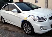 Cần bán lại xe Hyundai Accent Blue MT sản xuất năm 2016, màu trắng, nhập khẩu nguyên chiếc