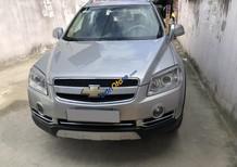 Cần bán Chevrolet Captiva MAXX LT năm 2009, màu bạc số sàn