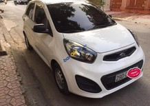 Cần bán xe Kia Morning Van sản xuất 2014, màu trắng, xe nhập