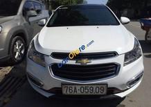 Cần bán gấp Chevrolet Cruze sản xuất năm 2017, màu trắng số sàn, giá 465tr
