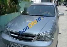 Cần bán gấp Daewoo Lacetti năm 2009, màu bạc chính chủ