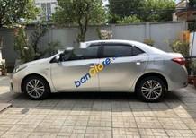 Bán Toyota Corolla altis 1.8G MT sản xuất năm 2015, màu bạc đã đi 39.000 km