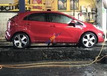 Cần bán Kia Rio sản xuất 2012, màu đỏ, nhập khẩu nguyên chiếc