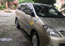 Cần bán xe Toyota Innova G năm 2009 xe gia đình