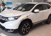 Bán Honda CR V L năm sản xuất 2018, màu trắng, xe nhập
