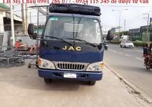 Xe tải JAC 2.4 tấn 2018 giảm giá | khuyến mãi giá tốt trong tháng 10 - CN ô tô Tây Đô Kiên Giang