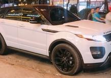 Bán xe Evoque Dinamic 2013 màu trắng
