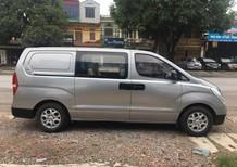 Bán Starex tải Van, hiệu HyunDai 6 chỗ, 600kg máy xăng, số sàn, đời 2013