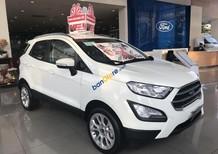 Bán xe Ford EcoSport sản xuất năm 2018, màu trắng, 545tr