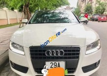 Bán Audi A5 năm sản xuất 2010, màu trắng, nhập khẩu, 825 triệu