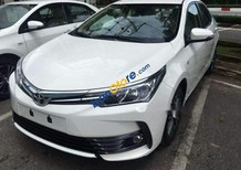 Bán xe Toyota Corolla Altis 1.8G CVT năm 2018, màu trắng, giá tốt