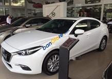 Bán ô tô Mazda 3 sản xuất 2018, màu trắng, 656 triệu