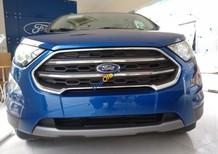 Bán xe Ford EcoSport sản xuất 2018, màu xanh lam