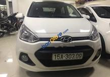 Cần bán xe Hyundai Grand i10 sản xuất 2016, màu trắng, nhập khẩu nguyên chiếc