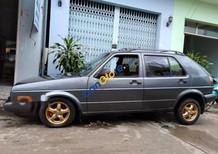 Xe Volkswagen Golf sản xuất 1987, màu xám, nhập khẩu nguyên chiếc